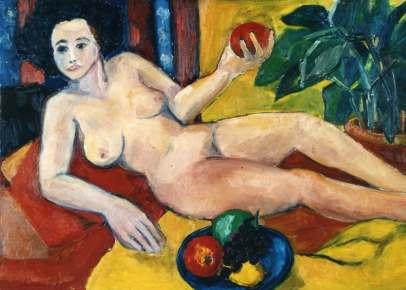 femme-matisse-huile-chantal-darmet-94003